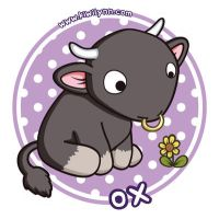 Chinese Zodiac: Ox by CrappyMornings