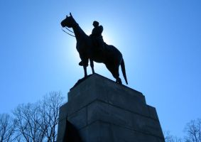 Robert E. Lee, Gettysburg PA by firstday