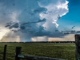 Rain Curtains in the Summer by imhooks