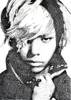 G-Dragon :: Kwon Ji-Yong by animeobsession02