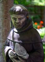 The Lament of St. Francis by VileYonderboy
