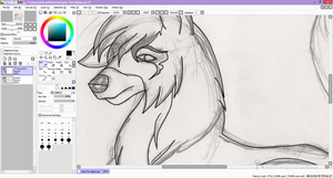 Sylis WIP!! by StageTechy1991