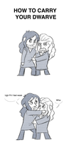 How To Carry Your Dwarve by Mhyin