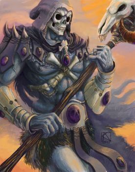 Skeletor by Kwad-rat