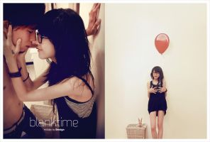 4 In Love - Red Balloon by damolee