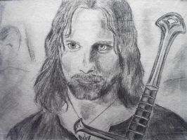 Aragorn by ChristianTsvetanov