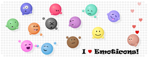 I :heart: Emoticons! by a-kid-at-heart