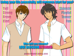 Love Blossom extended, dating sim otome game by TheLazyFatCat