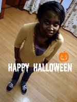 happy halloweeeen time by NellieVance