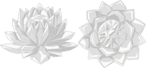SMC Silver Crystal Set by Iggwilv