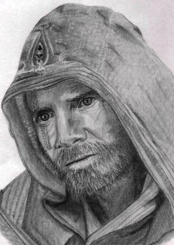 Assassin's Creed - Aguilar - Michael Fassbender by aleera21
