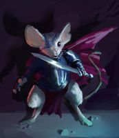 Mouse Adventurer 2 by Chenthooran