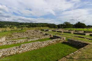 Chesters Roman Fort - Barracks by CyclicalCore
