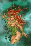 Turner's Poison Ivy - Colors by TracyWong