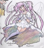 All Hail The Mighty MadoKami by mosspelthasUlquiorra