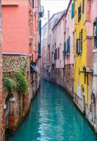 Where the Streets are Water IV by Aenea-Jones