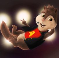 Alvin:Ya! come on by Su-frank