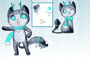 Contest: Character Design by Ruhianna