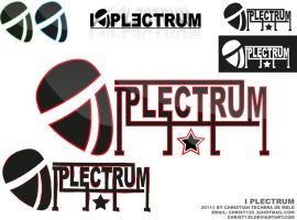 I PLECTRUM Logotype by christ139
