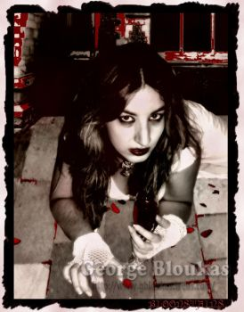 Bloodstains by gbloukas