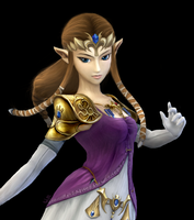Princess Zelda by Master1892