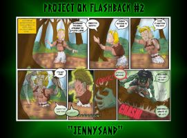 Flashback #2--JennySand by ProjectQK