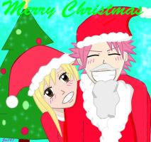 Mr and Mrs Claus by mrseucliffex