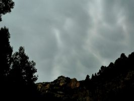 The storm was coming.II. by AlixMaria