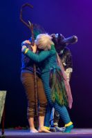 ROTG cosplay act at SVScon 2013 by Aabenhuus