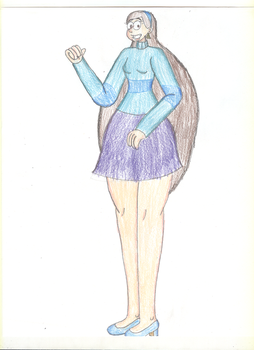 Teen Mabel Pines - Ver. 2 by TrainsAndCartoons