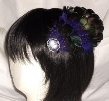 Cameo Fascinator by Spooky-Elric
