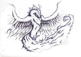 Hospital Sketches: Phoenix by lmerlo72