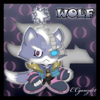 Wolf Chao by CCgonzo12