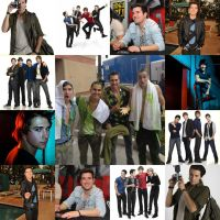 Big time rush collage 1 by krissslovee