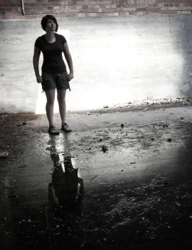 Reflection by cheyennewithaplan