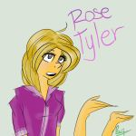 Rose by leaftail99