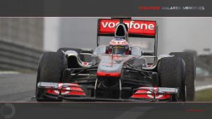 Button - Chinese GP - 2011 - 1 by iCastilho
