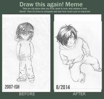 Draw this again! Meme 2014 by To-Ka-Ro