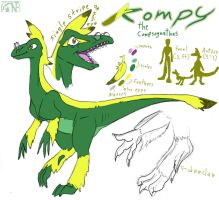 Kompy 2013 Reference Sheet by kompy