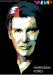 Harrison Ford WPAP by sax-hat