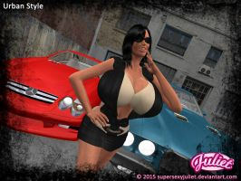 Urban Style by SuperSexyJuliet