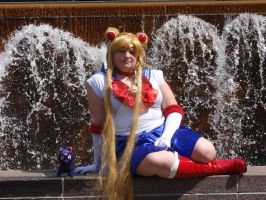 Sailor Moon Single Photoshoot by lilly-peacecraft