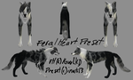 FH - Blue Merle Border Collie Preset by inati13
