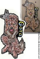 Badge-Trade: Gara by Cally-Dream