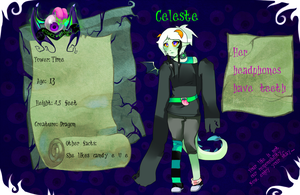 Hiems Mansion Application- Celeste by Angelstar138