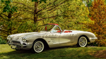 Chevrolet Corvette C1 Convertible by pingallery