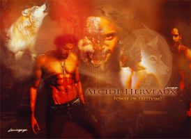 Alcide || Power or Freedom? by Lauinogaga