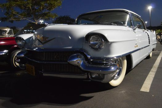 1956 Cadillac Coupe DeVille VIII by Brooklyn47