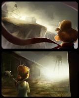 The Tower by Zakeno