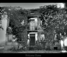 Welcome Home by ibhexe